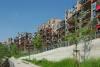 Abitazioni in via Pianezza di fronte alla Dora, nell'area della ex  Paracchi.