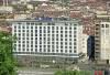 Sede della Toro Assicurazioni. La palazzina era nata per ospitare gli uffici della RIV-SKF