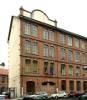 Una sede secondaria dello stabilimento Paracchi, del 1894, in via Fossano 1