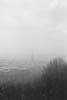 Giglio - Torino avvolta dalla nebbia dal monte dei Cappuccini