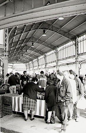 Il mercato coperto di porta palazzo torino insolita - Mercato coperto porta palazzo orari ...