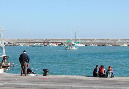 Oneglia il porto for Il porto torino