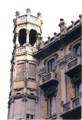 Torino liberty torino insolita fotografie e foto della for Bovindo francese