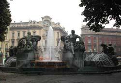 Torino Occulta - Piazza Solferino
