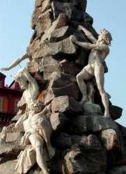 Torino Occulta - Piazza Statuto